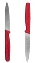 Bright Red Knives Stock Photography - 37204052
