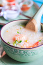 Rice Soup Stock Photography - 37206442