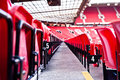 MANCHESTER, ENGLAND : Old Trafford Stadium Stock Photography - 37215442