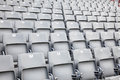 Empty Seats In A Stadium Stock Photography - 37215832