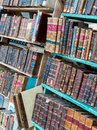 Old Colorful Books Royalty Free Stock Photography - 37222927