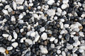 Black And White Pebbles Royalty Free Stock Image - 37237716