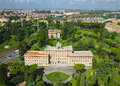 View Of The Garden In The Vatican, Rome, Italy Royalty Free Stock Images - 37262669