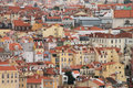Panoramic View Of Lisbon Stock Photography - 37289172