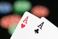 Playing Cards Royalty Free Stock Photos - 37347908