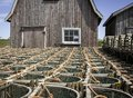 Lobster Traps Stock Images - 37363774