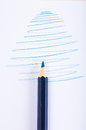Vivid Concept With Wooden Pencils Stock Photo - 37404940