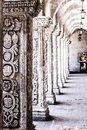 Courtyard In Arequipa Peru, South America. Royalty Free Stock Photo - 37413305