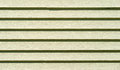 Rows Of Light Green Vinyl Siding Stock Photos - 37423253