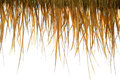 Straw Roof Royalty Free Stock Images - 37426889