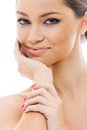 Gorgeous Girl With Beautiful Face Royalty Free Stock Photos - 37433308