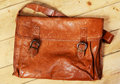 Old Leather Bag Royalty Free Stock Images - 37443459