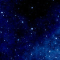 Abstract Blue Stars Background Stock Photography - 37443662
