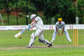 Cricket Action Sport Stock Photography - 37466772