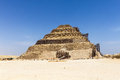 Step Pyramid Of Djoser Royalty Free Stock Photography - 37467257