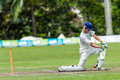Cricket Action Sport Royalty Free Stock Images - 37468639