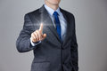 Businessman Making Right Decision Stock Photos - 37491003