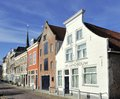Old Houses In Delft Royalty Free Stock Image - 37498456