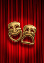 Comedy Tragedy Stock Images - 3753374