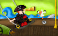 Pirate Ship Stock Photography - 37505342