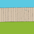 Fence And Grass Background Stock Photos - 37508773