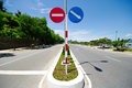 Center Of Asia Road Stock Images - 37520614