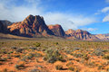 Red Rock Canyon Landscape Stock Image - 37533891