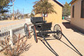 USA, Arizona: Old West - Antique Buggy Royalty Free Stock Photography - 37538557