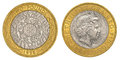 Two British Pounds Coin Stock Image - 37542341