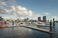 Pier In Docklands Stock Images - 37545444
