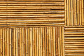 Bamboo Fence Texture Stock Images - 37545794