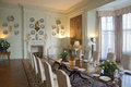 The Dining Room Stock Image - 37560531