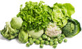 Collection Of Vegetables Stock Photography - 37567152