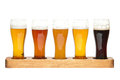 Beer Flight. Royalty Free Stock Photography - 37579417