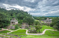 Ruins Of Palenque, Mexico Royalty Free Stock Image - 37591456