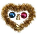 Christmas Heart Stock Images - 3769654