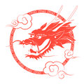 Chinese Dragon Royalty Free Stock Photo - 37611455