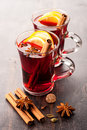 Hot Wine (mulled Wine) Stock Images - 37617084