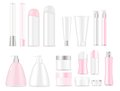 Blank Cosmetic Tubes Royalty Free Stock Photo - 37638395