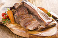 Roasted Duck Breast Fillet Royalty Free Stock Images - 37642659