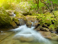 Waterfall Stock Images - 37643684