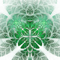 Fabulous Fractal Pattern In Green. Collectiont - Tree Foliage. C Stock Images - 37664534