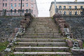 Old Stone Staircase Stock Photography - 37665052