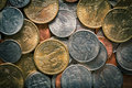 U.S. Coins Royalty Free Stock Photo - 37670925