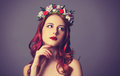 Redhead Women Stock Photo - 37676810