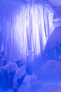 Ice Castles Icicles And Ice Formations Royalty Free Stock Photo - 37690885