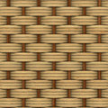 Abstract Decorative Wooden Textured Basket Weaving Stock Photography - 37691302