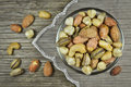 Mixed Nuts Royalty Free Stock Images - 37710769