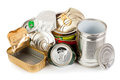 Metal Cans Royalty Free Stock Images - 37713069