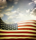 American Flag Stock Images - 37727834